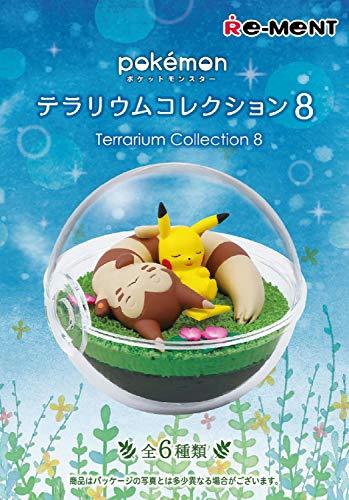 リーメント ポケモンテラリウムコレクション8 フルコンプ 6個入 食玩・ガム(ポケットモンスター)