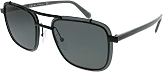 Prada Sunglasses For Unisex, Black PR59US 1AB5S059 59 mm