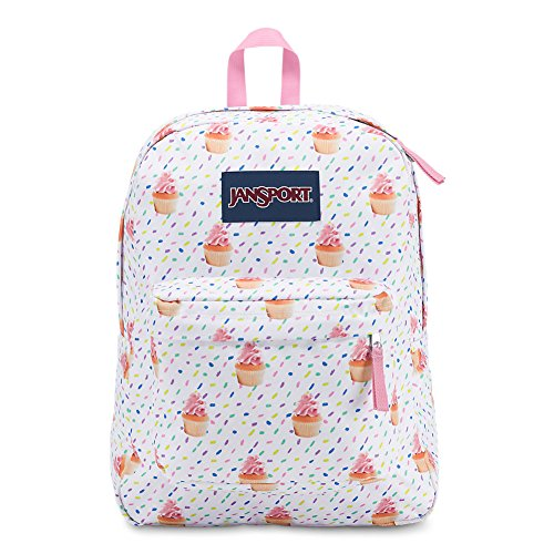 JanSport SuperBreak Cupcakes One Size