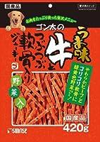 ゴン太のうま味牛軟骨入J野菜420g おまとめセット【6個】