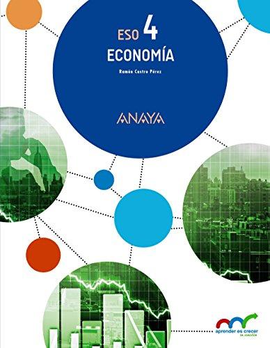 Economía 4. (Aprender es crecer en conexión) - 9788469811511