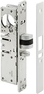 Storefront Door Mortise Deadlatch Adams Rite Style Lock in Aluminum (1-1/8
