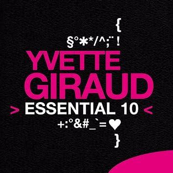 Yvette Giraud: Essential 10