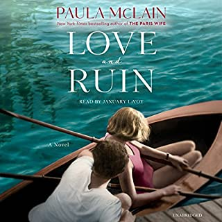 Love and Ruin audiobook cover art