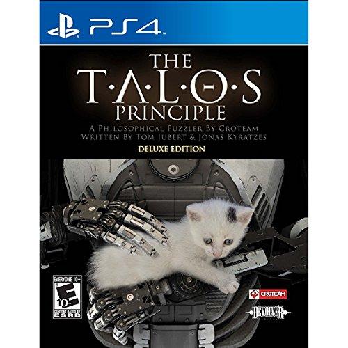 günstig Talos-Prinzip (PlayStation 4) Vergleich im Deutschland