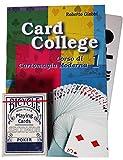 Strixmagic Giobbi Card College Vol.1 + Mazzo Bicycle + Segnalibro