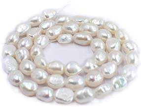 Priced per Strand 6mm Fall Multicolor Freshwater Potato Pearl Beads Mixed Color PRL114 Semi-Precious Beads 5mm Loose Pearls