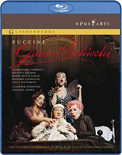 Giacomo Puccini - Gianni Schicchi [Blu-ray]