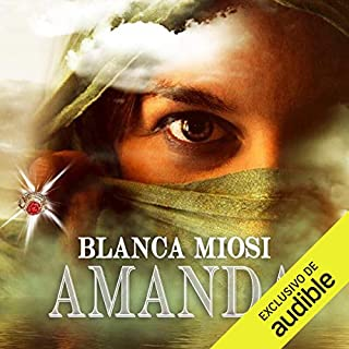 Amanda audiobook cover art