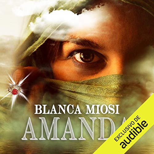 Amanda audiobook cover art
