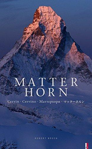 Matterhorn: sechssprachigde/fr/e/it/ru/jap