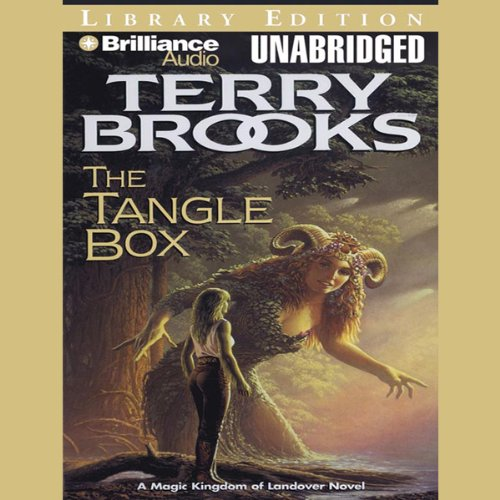 The Tangle Box audiobook cover art