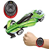 YINGTESI Smart RC Car Toy Voice Command Remote Control Racing Car for Kid Control by Watch 2.4GHz