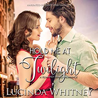 Hold Me at Twilight audiobook cover art