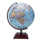 Waypoint Geographic WP21008 Odyssey II Illuminated Desktop Globe, Blue - Illuminated,; 12'