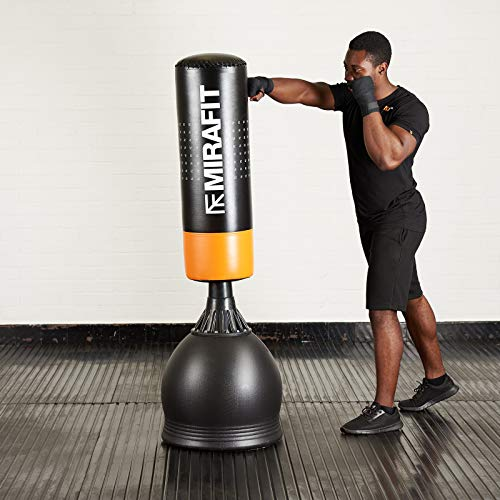 Mirafit Punch Bag & Base