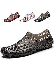 [VITIKE] サンダル メンズ レディース スポーツ ビーチサンダル 水陸両用 軽量 通気 速乾 ウォーターシューズ マリンシューズ 1足の靴 3種類の着方 22.5cm-27.5cm