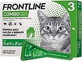 Frontline Combo Spot-ON Gatti - Offerta 12 Pipette
