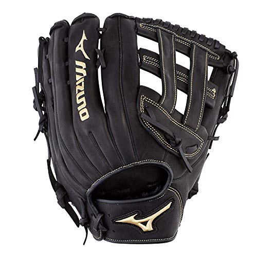Mizuno GMVP1300P3S MVP Series Slowpitch Softball-Handschuhe, 33 cm, Linke Hand