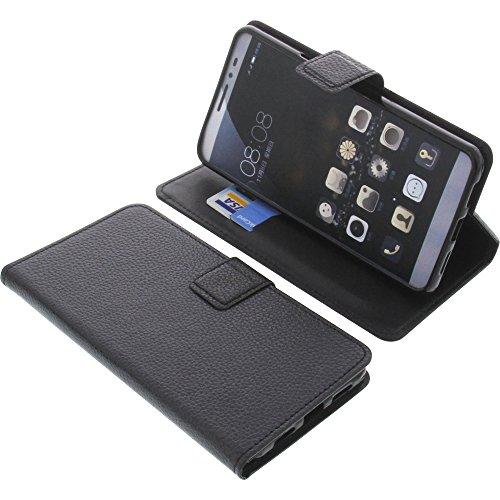 foto-kontor Tasche für coolpad Max Book Style schwarz Schutz Hülle Buch