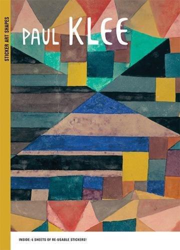 Paul Klee (Sticker Art Shapes)