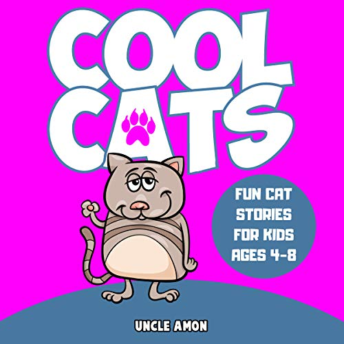 Cool Cats Audiobook By Uncle Amon cover art