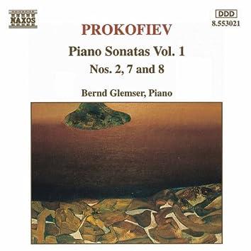 Prokofiev, S.: Piano Sonatas Nos. 2, 7 and 8