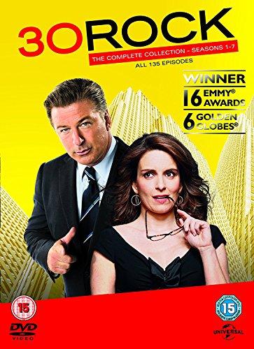 30 Rock: Seasons 1-7 [Edizione: Regno Unito] [Reino Unido] [DVD]