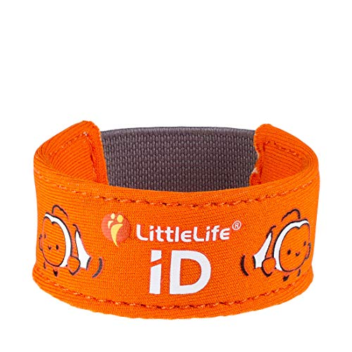 Safety iD Strap, Clownfish