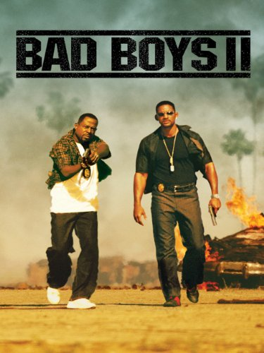 Bad Boys II cover