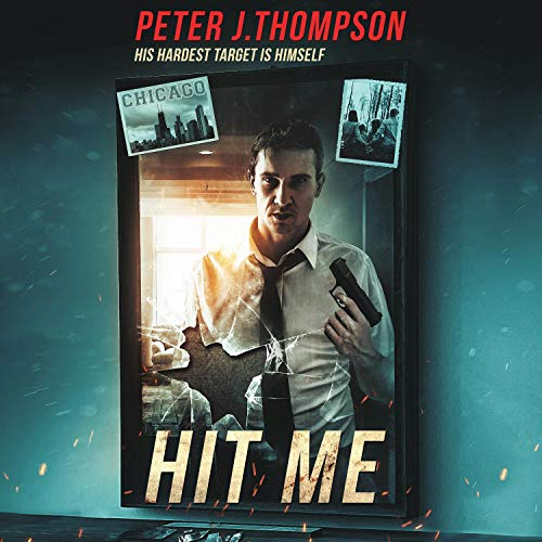Hit Me audiobook cover art