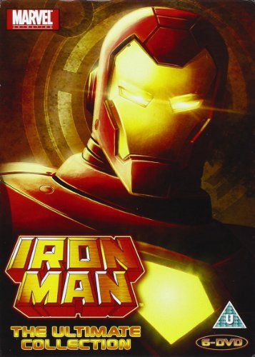 Iron Man Ultimate Collection [DVD]