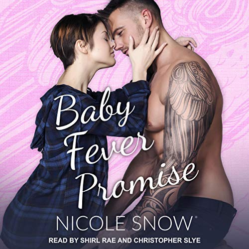 Baby Fever Promise: A Billionaire Romance audiobook cover art