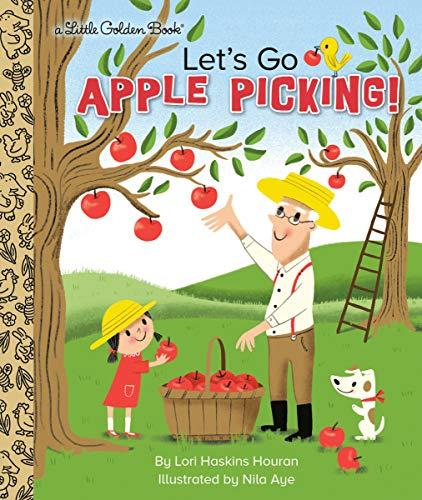 Let's Go Apple Picking! (Little Golden Book)
