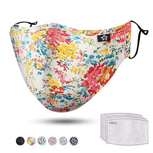SPRING SEAON Unisex Washable and Reusable Mouth Face Warm Windproof Cotton Face Product