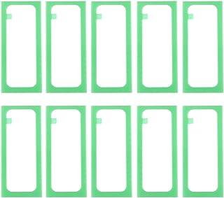 Förnyelse Reparation för skärmskydd 10 st ipsbuy för Samsung Galaxy Note 8 Batterilivet Tape Stickers Tillbehör