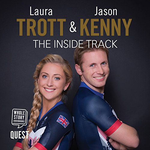Laura Trott and Jason Kenny audiobook cover art