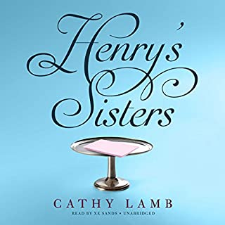 Henry's Sisters audiobook cover art