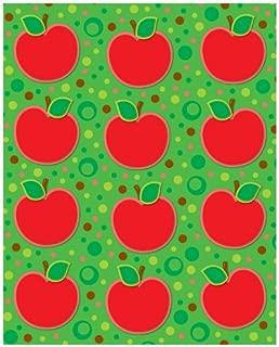 Carson Dellosa Apples Shape Stickers (168030)