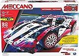 MECCANO- MEC Multi Model Set CN GML, Kit de construcción 25 en 1 Supercar Stem con 347 Piezas, Herramientas Reales y Luces de Trabajo, Juguetes para niños a Partir de 10 años (Spin Master 6062054)