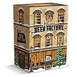 Winter Beer Factory - Calendrier Bière/Coffret Bière - 23 Bières & 1 Eau houblonnée