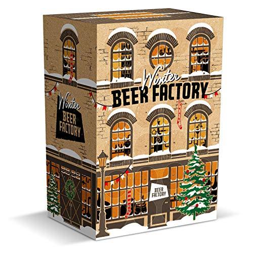 Winter Beer Factory - Calendrier Bière/Coffret Bière - 23 Bi