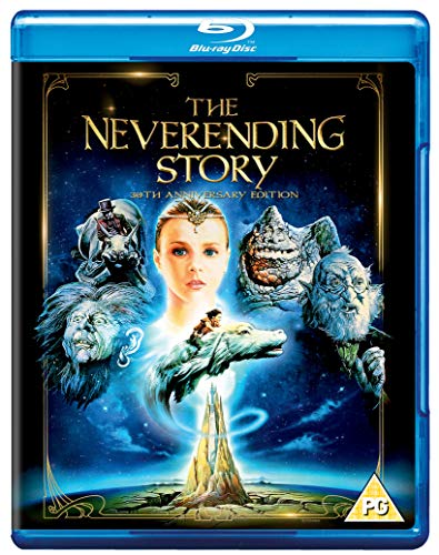 Neverending Story. The 30Th Anniversary [Edizione: Regno Unito] [Italia] [Blu-ray]