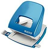 Leitz NeXXt Perforateur 2 Trous 30 Feuilles Bleu Clair
