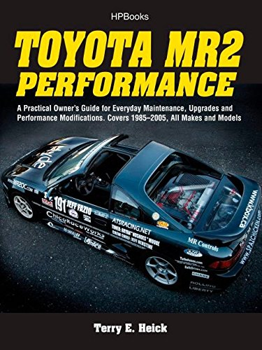 Toyota MR2 Performance: A Practical Owner's Guide for Everyday Maintenance, Upgrades and...