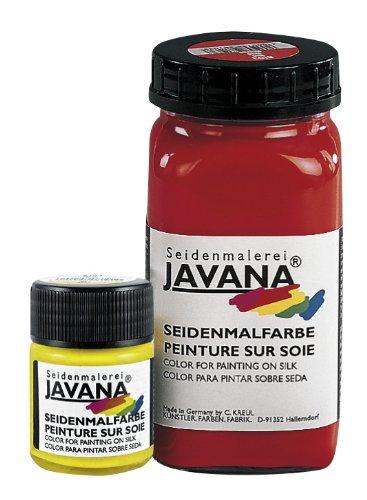 Javana Seidenmalfarbe 50ml Apricot