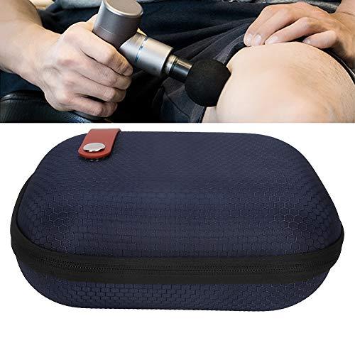 Fall Aufbewahrungsbox, Für Hypervolt Plus Faszienpistole Aufbewahrungsbox Kann 5 Massageköpfe für Massagepistole Aufbewahrungstasche, Aufbewahrungstasche Massagepistole Muskelmassagegerät
