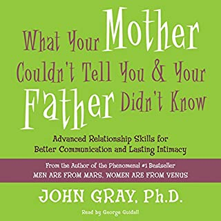 What Your Mother Couldn't Tell You and Your Father Didn't Know audiobook cover art
