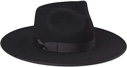 Lack of Color Women's Noir Rancher Fedora Hat