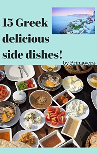 15 Greek delicious side dishes!: by Primavera